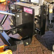 Mounting parts snow slider