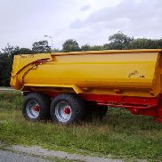 Jako Tiger agricultural tipping trailer