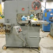 USED DO‑ALL MODEL 3612‑3 VERTICAL BANDSAW, 36″