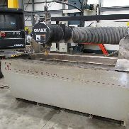 USED OMAX MODEL 2652 CNC WATERJET CUTTING SYSTEM, 52″ X 25″