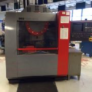 "USED EMCO MODEL VMC-200 MILL, DRILL & TAP CENTER WITH EMCOTRONIC TM02 CONTROL, 16.5"" X 13"" X 15.7"""