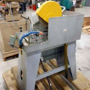 USED EVERETT ABRASIVE CUT-OFF SAW, 10″
