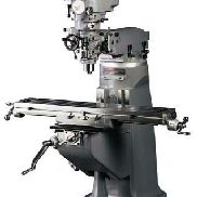 NEW SHARP MODEL LMV-50 VERTICAL TURRET MILLING MACHINE, 9″ X 50″