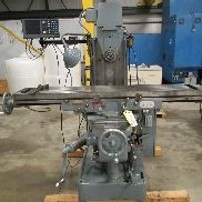 "USED CINCINNATI GREAVES MODEL 2H UNIVERSAL HORIZONTAL MILL, 12"" X 54"""