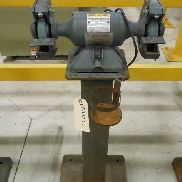 USED BALDOR MODEL 623E EXHAUST TYPE BENCH GRINDER, 6""