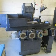 USED BROWN & SHARPE MICROMASTER MODEL 618, 2-AXIS HYDRAULIC SURFACE GRINDER, 6″ X 18″