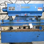 USED WYSONG MODEL H-4096 HYDRO-MECHANICAL PRESS BRAKE, 40 TON