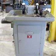 USED HAGER DIAMOND WHEEL CARBIDE GRINDER, 6″