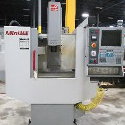 USED HAAS MINI MILL VERTICAL MACHINING CENTER WITH HAAS CONTROL, 16″ X 12″ X 10″