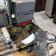 USED HANSVEDT MODEL SM-150B EDM MACHINE, 9″ X 15″
