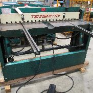 "USED TENNSMITH MODEL 52A AIR POWERED SQUARING SHEAR, 52"" X 16 GAUGE"