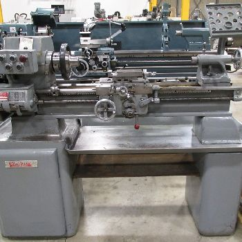 "USED SHELDON MODEL WM-56-P ENGINE LATHE, 13"" X 36"""