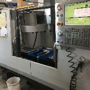 USED HAAS MODEL TM-3P 3-AXIS CNC TOOLROOM MILL WITH FULL ENCLOSURE & AUTOMATIC TOOL CHANGER, 40″ X 20″ X 16″