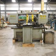 USED HYD MECH MODEL S 20A FULLY AUTOMATIC CUT OFF SAW, 13″ X 18″