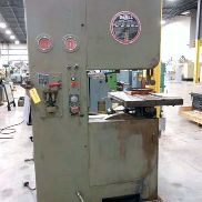 USED DO-ALL MODEL 2612-H VERTICAL BANDSAW, 26″