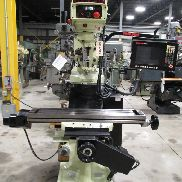 "USED ACER MODEL E-MILL-3VS 2-AXIS CNC VERTICAL MILL WITH ANILAM 3000M CONTROL, 9"" x 42"""