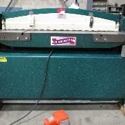 "USED NATIONAL NH-5212 HYDRAULIC SHEAR, 52"" X 12 GAUGE"