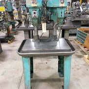 USED ROCKWELL MODEL 15-665 2-SPINDLE DRILL, 15″