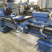 USED TOS TRENCIN MODEL SN63B/1500 ENGINE LATHE, 25″ X 60″