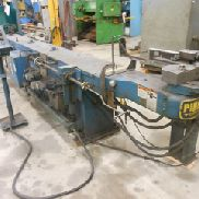 USED PINES MODEL 34NC MANUAL HORIZONTAL PIPE BENDER, 3/4″