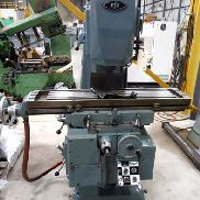 USED ENSHU MODEL VA VERTICAL BED MILL, 43-1/4″ X 10-1/4″