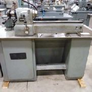 USED HARDINGE MODEL DSM-59R (HOT ROD) SECOND OPERATION TURRET LATHE