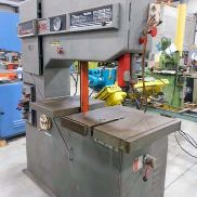 USED KYSOR JOHNSON MODEL V-36 VERTICAL BANDSAW, 36″