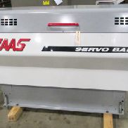 USED HAAS SERVO BAR 300 MAGAZINE TYPE BARFEEDER, 3.125″ X 60″