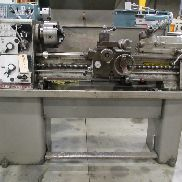 "USED CLAUSING COLCHESTER 11"" STRAIGHT BED TURRET LATHE, 11″ X 30″"