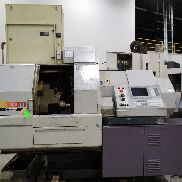 USED CITIZEN MODEL L-32 (VII) CNC SWISS STYLE LATHE, 32 MM BAR