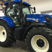 New Holland Schlepper / Traktor T7.210 AC