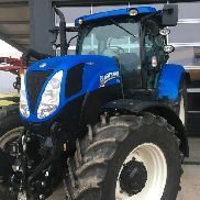 New Holland tractors / Tractor T7.210AC