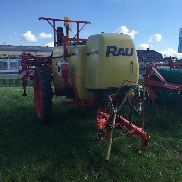 Rau Tractor-mounted sprayer Spridotrain