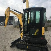 New Holland mini excavators E26B