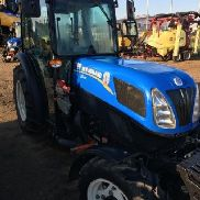 New Holland Schmalspurweepper T4.105N
