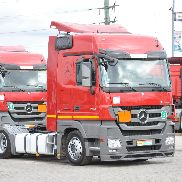 MERCEDES ACTROS 1846 LOW DECK !!!