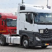 MERCEDES ACTROS 1845 STREMSPACE !!! RENT !!!