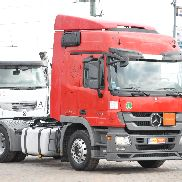 MERCEDES ACTROS 1844 ADR: FL OX AT !!!