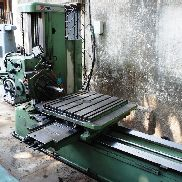 TOS H 63A HORIZONTAL BORING MACHINE