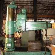 RABOMA 75 mm RADIAL DRILLING MACHINE