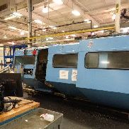 BOERINGER VDF V800 CNC TURNING CENTER