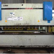 DURMA HAP 40200 CNC PRESS BRAKE