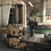 WMW BFT 80 / 2 HORIZONTAL BORING MACHINE