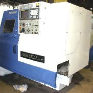 MORI SEIKI SL-25 CNC TURNING CENTRE