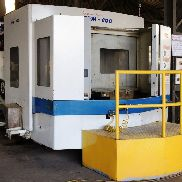 Doosan DHM 800 Horizontal Machining Center (2005)