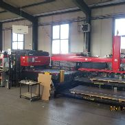 Laser Amada LC 2415 Alpha IV NT 4000 watts with L 300 and 300 Prul
