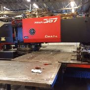 Punch press Amada Pega 367