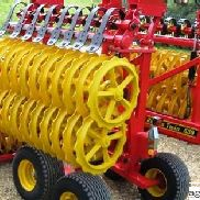 Press Roller Ring 'Claw/Claw' to fit Vaderstad Rexius Twin