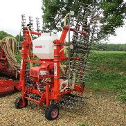 BROWNS 6 metre Grass Harrow with Stocks TurboJet