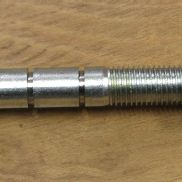 Cousins Genuine Heavy Duty Shear Bolt for 200 x 25mm legs OEM: 8000075,